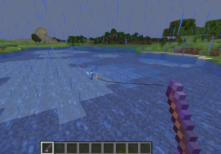Minecraft Fishing