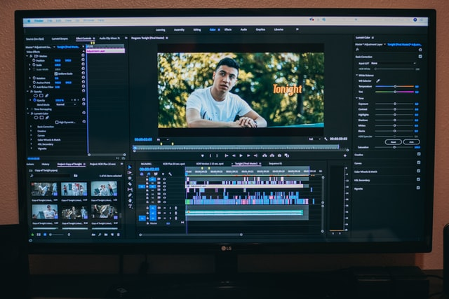 Editeur de vidéo