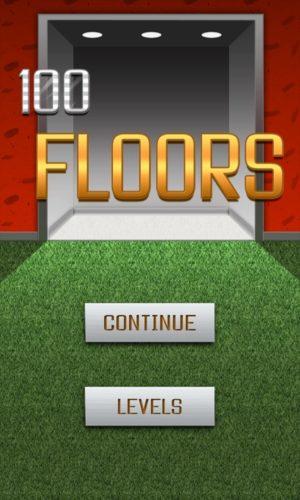 100 floors game