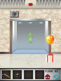 100 floors level 45 step 2