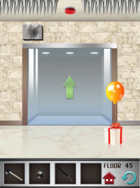100 floors level 45 step 3