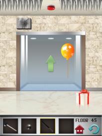 100 floors level 45 step 4