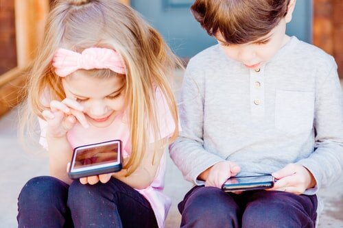 Iphone games for kid