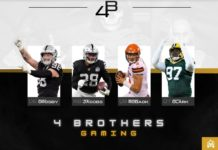 The Ultimate Gaming League and NFL Players