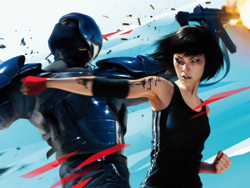 Faith, Mirror's Edge heroine