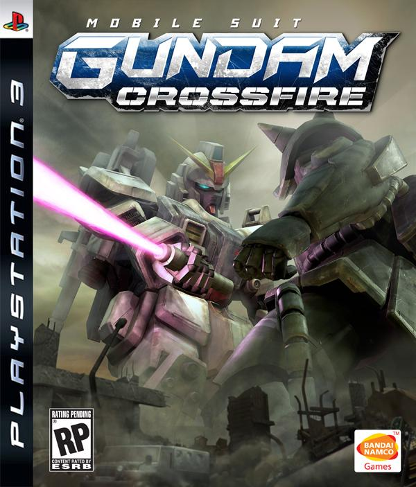 crossfire game pics. Mobile Suit Gundam: Crossfire