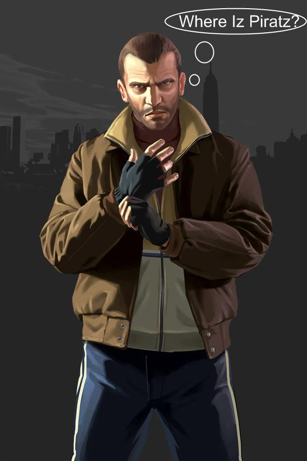 gta 4 niko. Grand Theft Auto IV for PC