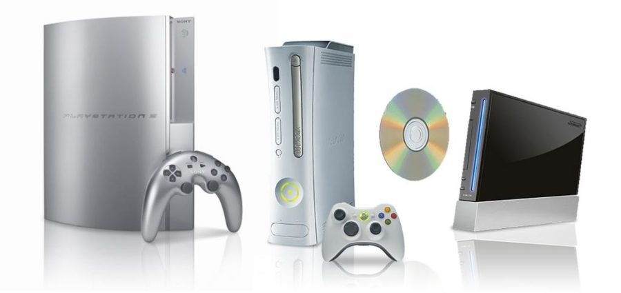 The PlayStation 3Xbox 360 Vs Ps3 Vs Wii