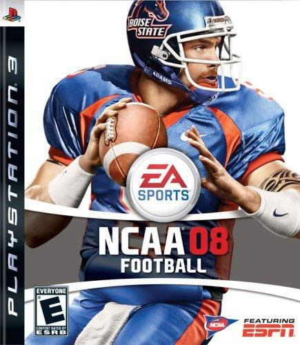08: NCAA Football 08 – PS3 Cheats