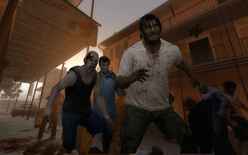Screenshots and Images for Left 4 Dead 2.