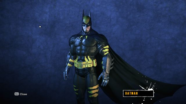 8 Modded Batman Costumes You Must Try in Arkham Asylum | Unigamesity