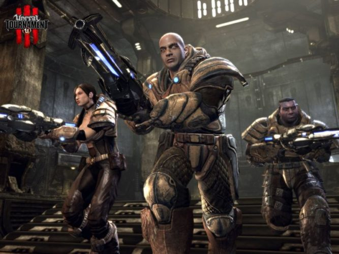 Play Unreal Tournament III for Free This Weekend - Unigamesity
