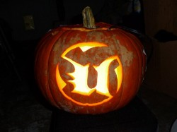 Unreal-Tournament-halloween-pumpkin