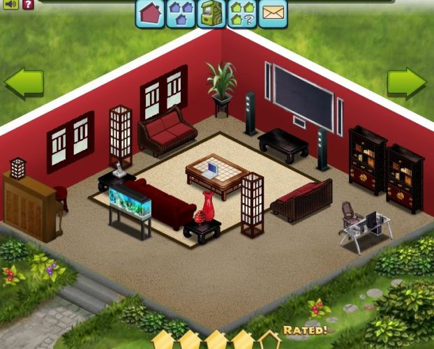 Build your home sweet home on facebook unigamesity Create your house game
