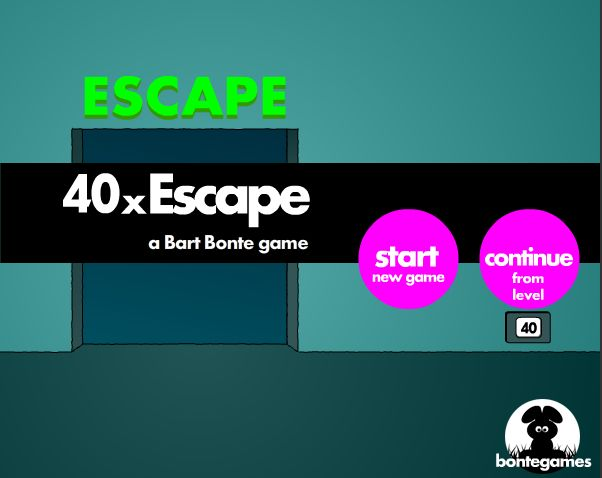 Escape Room Level