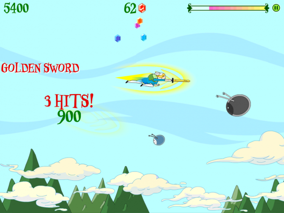fionna fights gameplay screenshot