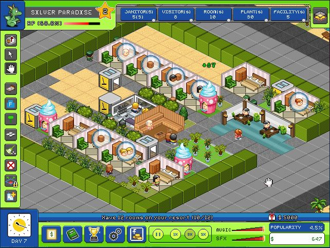 Play This Resort Empire Unigamesity