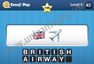 Guess the emoji horse and plane