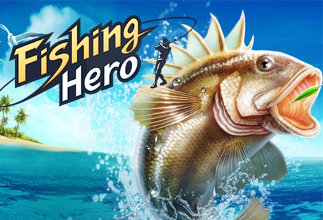 Catch your dream on fishing hero unigamesity for Dream about fish