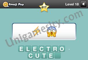 Emoji Pop Answers Level 18 Puzzles 590 629 Apps Directories