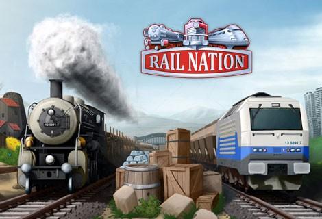 Rail Nation Titel