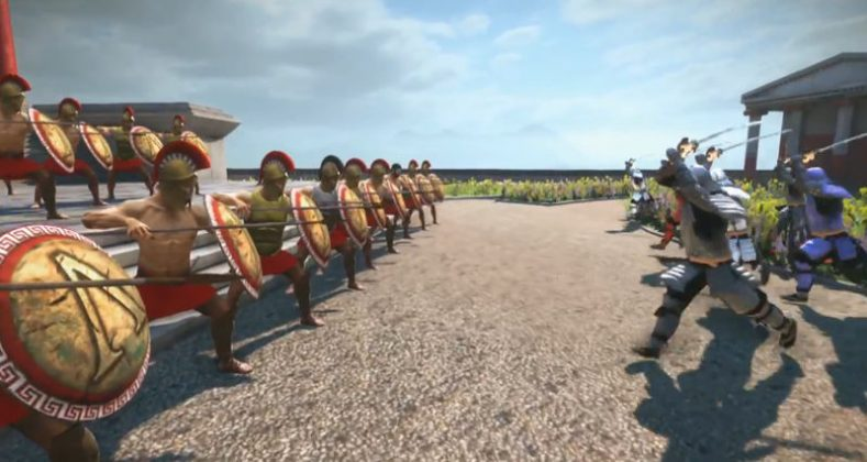 a comparison of the spartan and samurai warriors The ancient spartan military - weapons, warriors and warfare the military of sparta and their wars spartan battles, wars and armor hoplite warfare and.