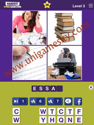 essay writing at level 3