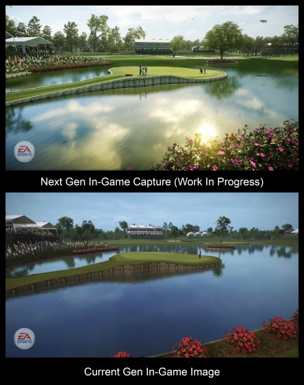 PGA Tour screenshots