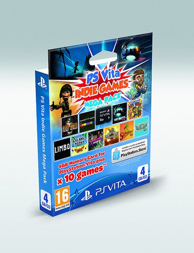 PS Vita indie mega bundle