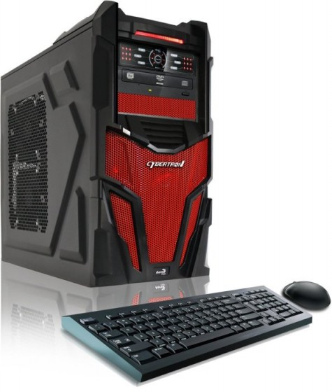 04 cybertron gaming pc