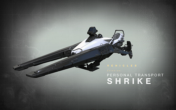 Destiny Shrike