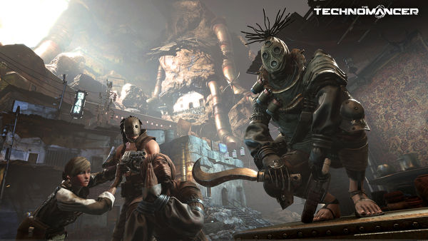 The Technomancer 1