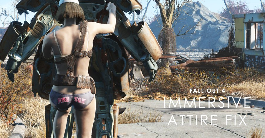 10 Mods Indispensables para Fallout 3 en el foro PC
