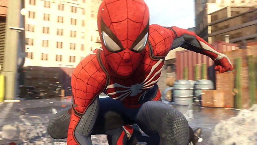 Ps4 spider man release date in Australia
