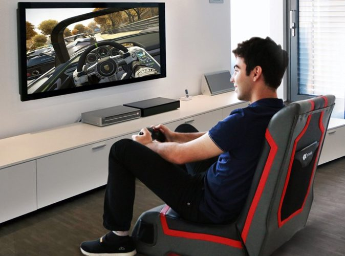Best Console Gaming Chair For Extended Play Sessions (2017