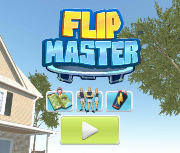 Juice Master S Pro Bounce Rebounder: Master Trampoline Jumps In Flip Master