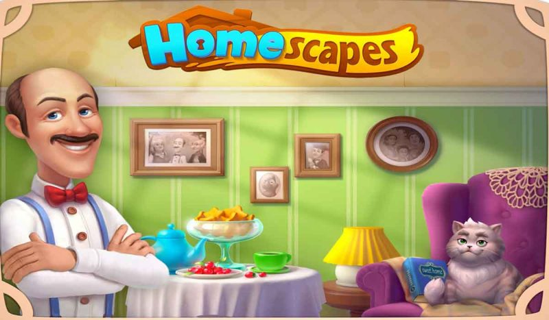 Homescapes: That Charming Mobile Game for the Coming Cold ...