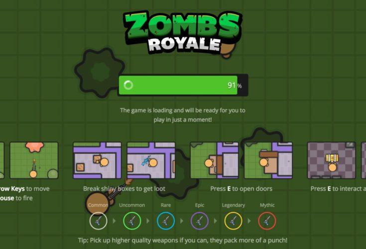 Zombie Royal Io